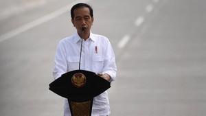 Jokowi Sebut Riau Paling Untung saat Tol Trans Sumatera Kelar