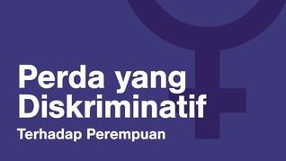 INFOGRAFIS: Perda Diskriminatif pada Perempuan