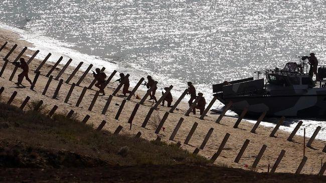 Rusia Kembalikan 3 Kapal Ukraina yang Ditahan Setahun Lalu