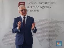 Menlu Polandia Ingin Dorong Perdagangan & Investasi di RI