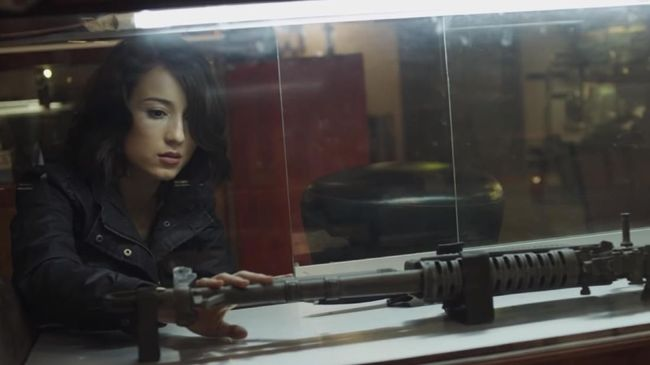 Identitas Julie Estelle di 'The Night Comes For Us' Terungkap