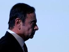 Nissan Resmi Tendang Keluar Carlos Ghosn