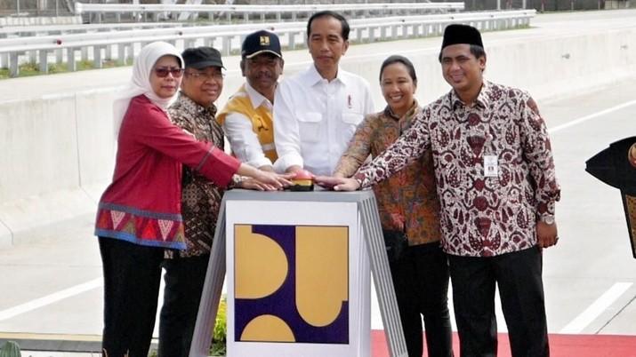 Total Trans Jawa sepanjang 1.150 km ditarget tersambung pada 2019.