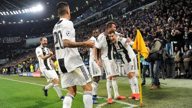 Pavel Nedved: Juventus Tak Beruntung Jumpa Atletico Madrid