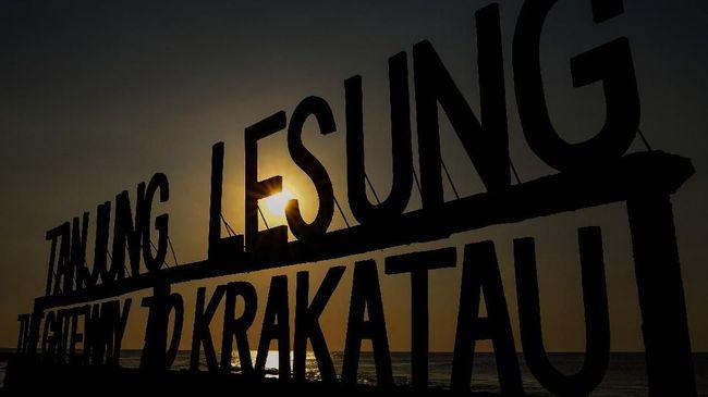 Diterjang Tsunami, Status KEK Tanjung Lesung Dipertahankan
