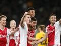 Ajax Menang 2-0 atas AEK di Liga Champions