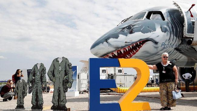Brasil Sepakat, Rencana Merger Boeing-Embraer Maju Terus