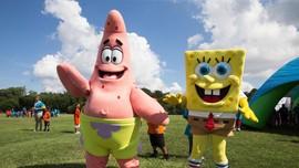 500 Ribu Orang Minta Lagu 'SpongeBob' Diputar di Super Bowl