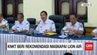 KNKT Beri Rekomendasi kepada Maskapai Lion Air