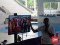 Perenang 84 Tahun Tampil dalam Kejuaraan Akuatik Indonesia