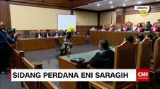 Sidang Perdana Eni Maulani Saragih
