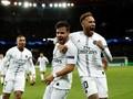PSG Unggul 2-1 atas Liverpool di Babak Pertama