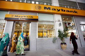 Laba Naik 22%, Saham Maybank Indonesia Melesat 11%