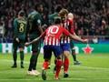 Babak Pertama: Atletico Unggul 2-0 atas Monaco