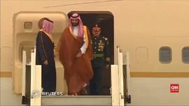 VIDEO: Pangeran Arab Saudi Hadiri KTT G20 di Buenos Aires
