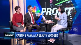 Tips Cantik dan Kaya A la Beauty Vlogger