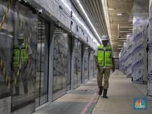 Still On Target! Proyek MRT Bundaran HI-Harmoni Sampai Mana?