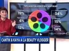 Fenomena Beauty Vlogger, Jadi Kaya Sembari Dandan