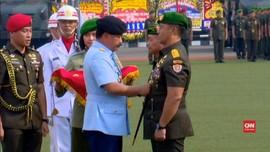 VIDEO: Serah Terima Jabatan Kepala Staf Angkatan Darat Baru
