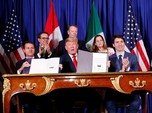 Meksiko Akan Membalas Serangan Tarif Trump!