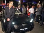 Iron Man Luncurkan Mobil Listrik Audi yang Saingi Tesla
