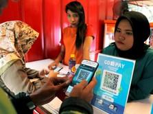 Go-Food Jadi Pintu UMKM Melek Transaksi Digital