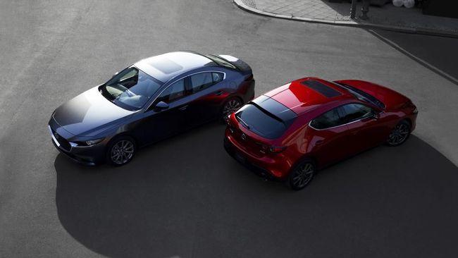 Generasi Baru Mazda3 Siap Ganyang Corolla dan Elantra