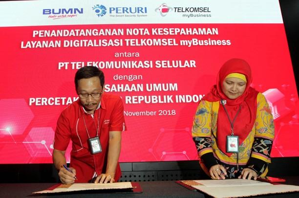 Solusi Digitalisasi Bisnis dan Security
