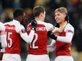 Arsenal 18 Laga Tak Kalah, Emery Sangat Puas