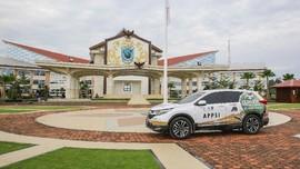 Jelajah Nusantara CR-V Turbo Tiba di Papua
