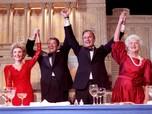 9 Presiden AS Bernasib Mirip Trump, Hanya Sekali Menjabat