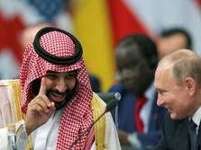 Batal ke RI, Pangeran Arab Investasi Rp 282 T untuk Pakistan