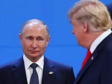 Sah! Putin Resmi Presiden 'Seumur Hidup' Rusia