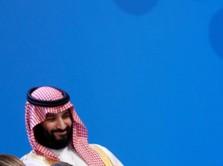 Apapun yang Terjadi, Trump Tetap Dukung Pangeran Arab