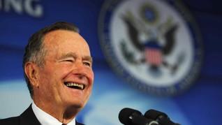 Duka Para Pesohor Atas Meninggalnya George HW Bush