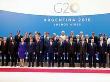 Air Mata hingga Sketsa Putin, Ini 5 Momen Unik Pertemuan G20