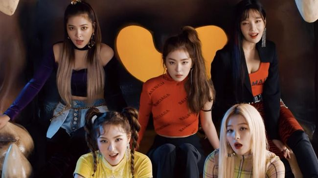 Red Velvet Tampil Energik dalam 'Zimzalabim'