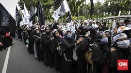 Rizieq Shihab: Haram Pilih Capres Partai Penista Agama