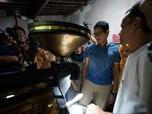 Basmi Tengkulak, Sandi Uno Tawarkan Program OKe Oce Kopi