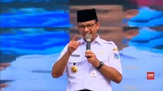 Anies Imbau Masyarakat Jakarta Gunakan Kendaraan Umum
