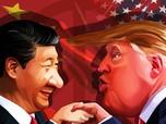 Maaf China, Tiada Janji Manis Bea Impor dari Trump di G20
