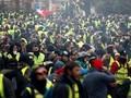 Demo Rompi Kuning, Pemerintah Prancis Siagakan 89 Ribu Polisi