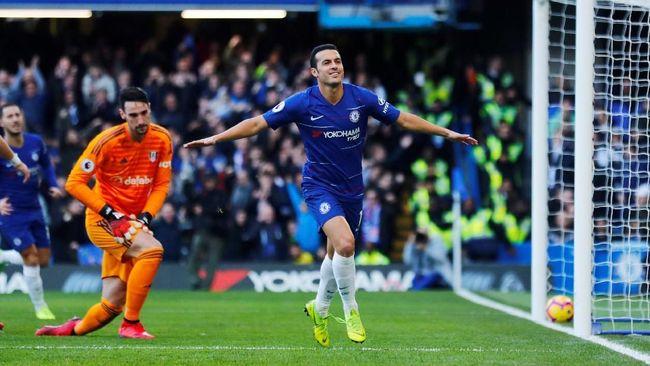 Chelsea Kalahkan Fulham 2-0 di Liga Inggris