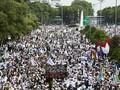 Denny JA: Pawai Akbar Tak Pengaruh Besar ke Suara Prabowo