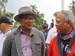 Berkat 'Jamu' Ridwan Kamil, Jalanan Bekasi Bisa Mulus Lagi