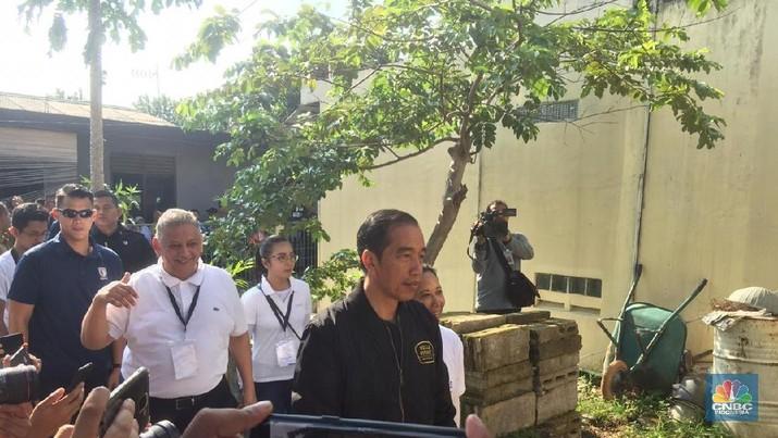 Jokowi: Setiap Rupiah di APBN 2019 Harus Demi Rakyat