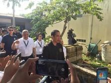 Keringat Jokowi Bangun Infrastruktur Berujung Kritik Pedas