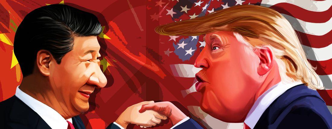 Gencatan Senjata 90 Hari Trump dan Xi Jinping