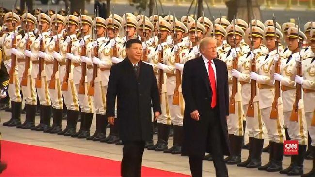 Impor Tanaman dari AS, China 'Buka Pintu' Perdamaian