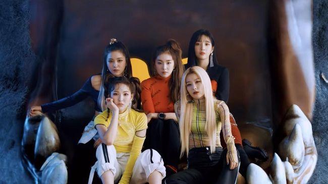 Tonton Siaran Konser Red Velvet di TRANS TV dan TRANS7